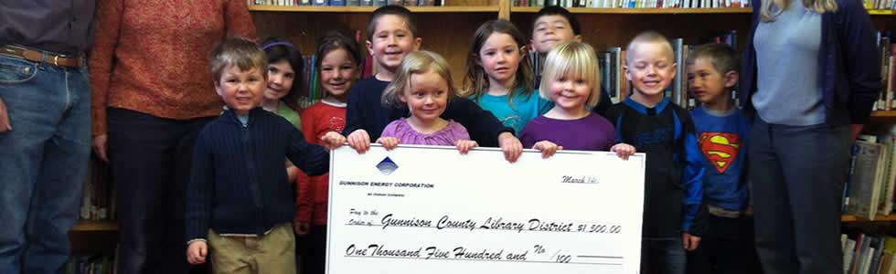 Gunnison County Library